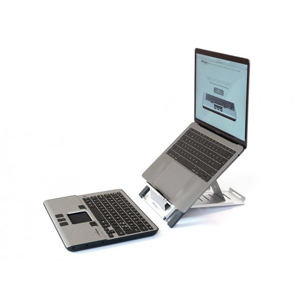 Mousetrapper Alpha inkl. Laptop stand.